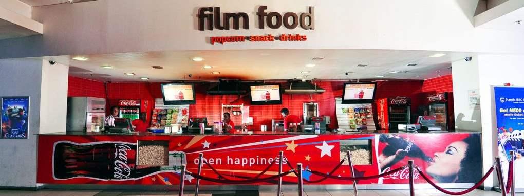 Genesis Deluxe Cinemas Sangotedo Novare Mall, Ajah