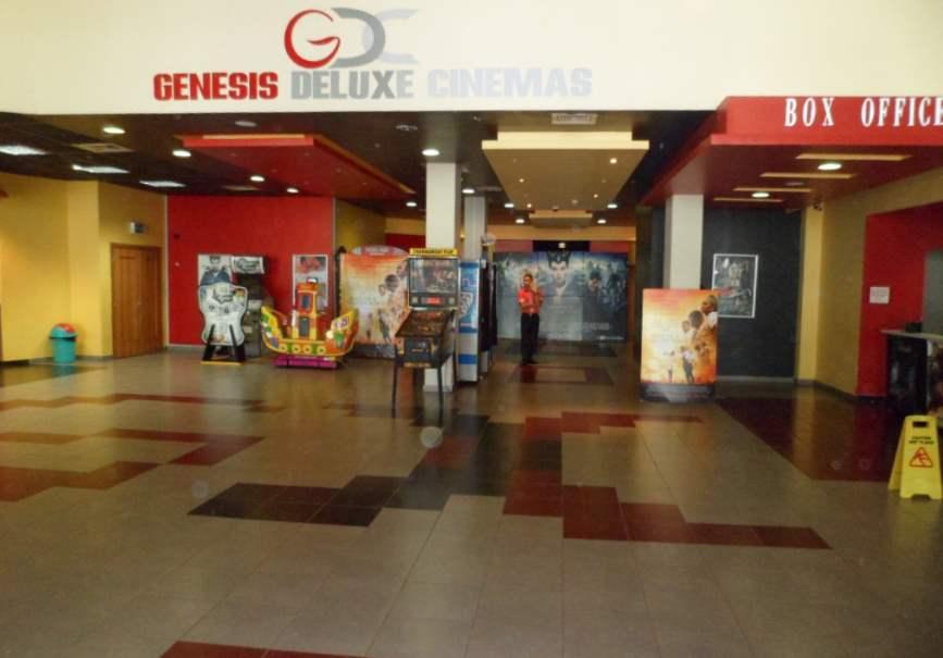 Genesis Deluxe Cinemas Warri