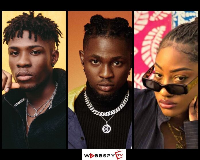 Top 10 Upcoming artists in Nigeria 2021