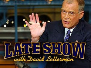 The Show with David Letterman