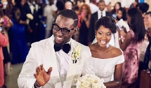 Osas Ighodaro Ajibade Husband and Marriage