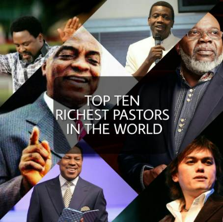 Top 10 Richest Pastors in the world and Net Worths in 2020