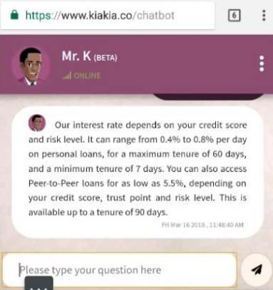 quick loan in Nigeria 2021