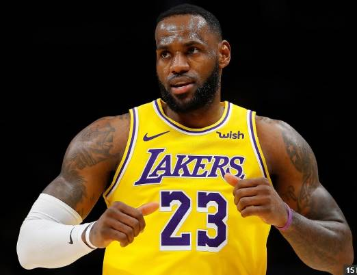 Top 10 Richest Athletes in the World 2021