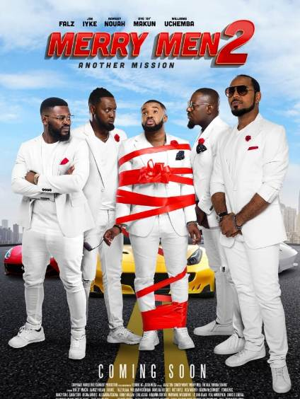 Merry Men 2 (2019) Movie Download, Cast, Premeire and Stream