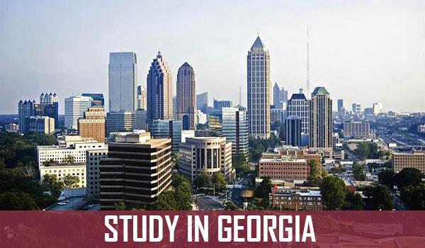 study in georgia 2021