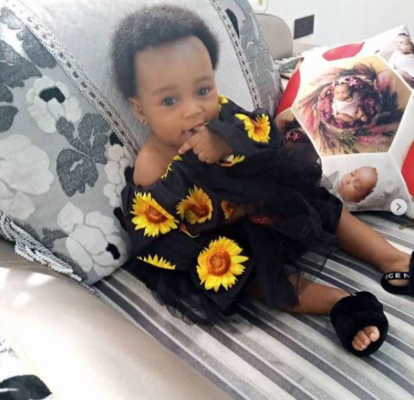 Ruth Kadiri Baby