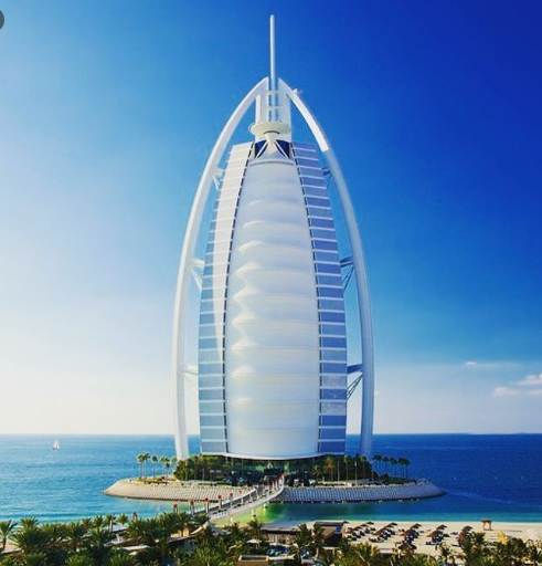 the top 10 best hotels in Dubai in 2020