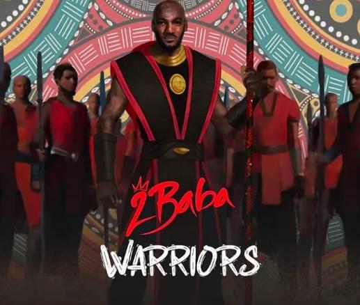 DOWNLOAD ALBUM: 2Baba – Warriors (Zip download)
