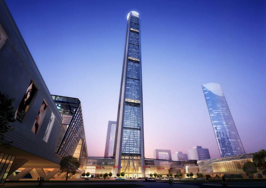 Top 10 Tallest Buildings in the World in 2020