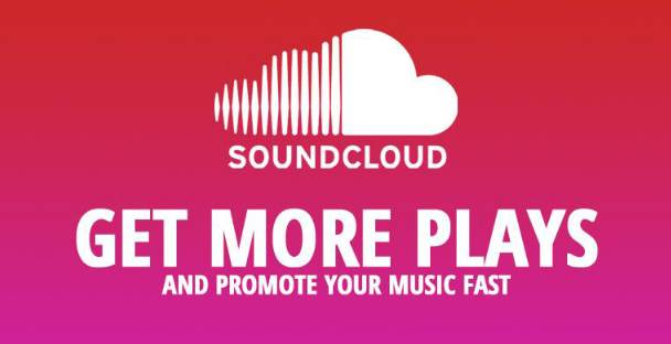 promote songs on SoundCloud