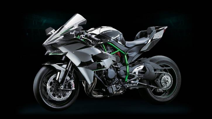 Top 10 fastest motorcycles in the world in 2020
