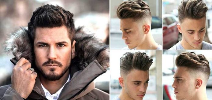 100+ Men's Best Hairstyles in 2021 (Best collection)