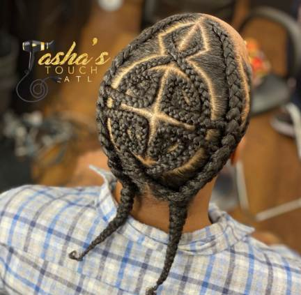 Male braids hairstyles 2020