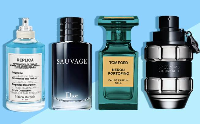 How to Apply your cologne