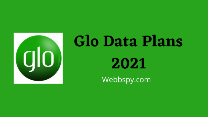 Glo Data Plans 2021
