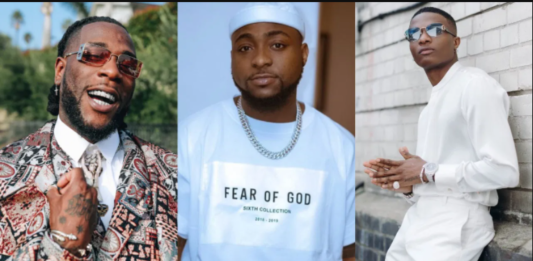 Top 10 Most Streamed Artists In Nigeria 2020