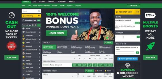 Best Betting Sites In Nigeria 2021