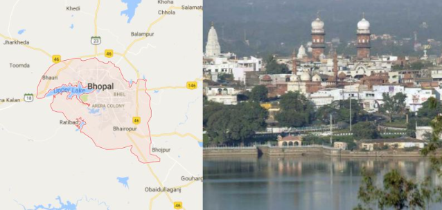 Largest Cities in India by area 2021