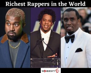 Top 10 Richest Rappers in the World in 2021 (Forbes)