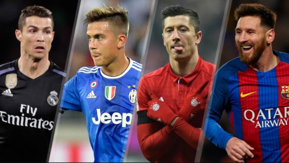 Top 10 Best Penalty Takers in Football in 2021