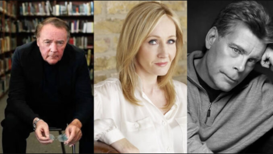 Top 10 Richest Authors in the World 2021