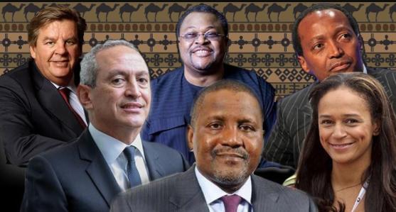 Top 10 Richest Men In Africa 2021