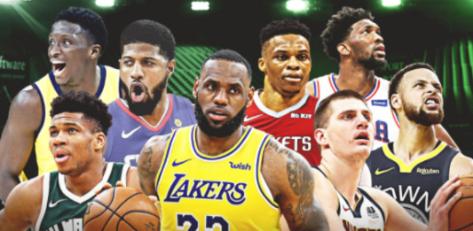 Top 10 Best NBA Players in the World 2021