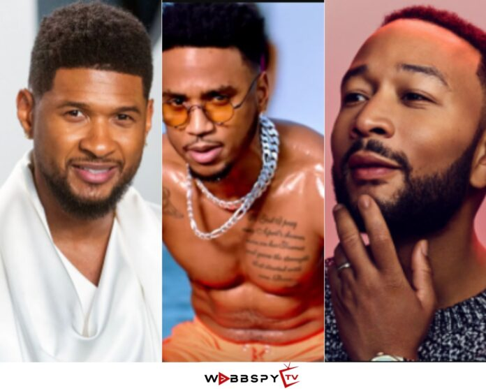 Top 10 Hottest Black Male Singers In The World 2021