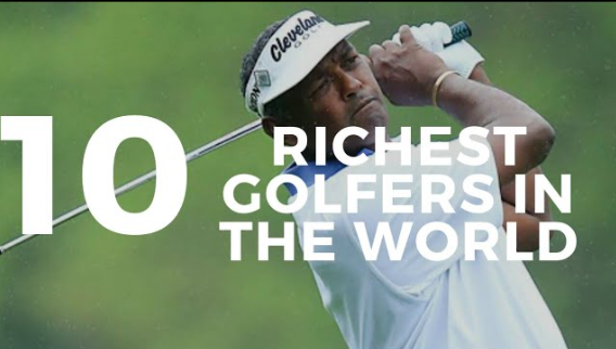 Top 10 Richest Golfers in the World 2021