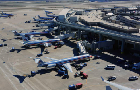 Top 10 Largest Airports in the World 2021