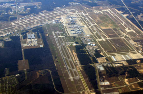 Largest Airports in the World 2021