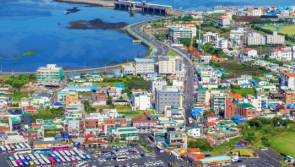 List of names of cities in South Korea