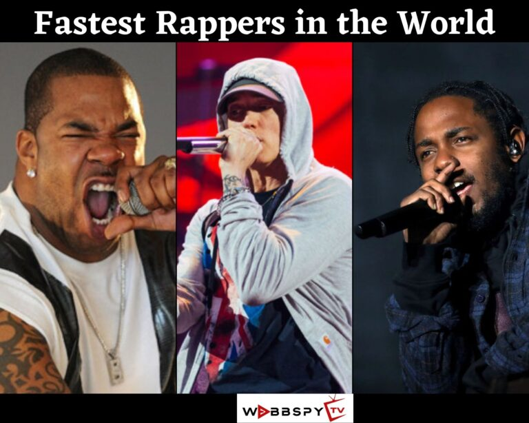 Top 10 Fastest Rap Songs in the World 2021