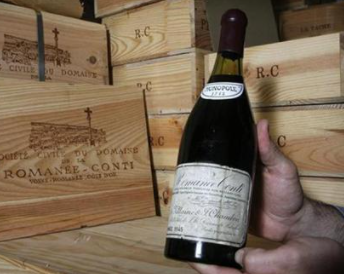 Most Expensive Wine Brands in the World 2021