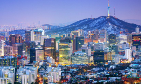 largest city in South Korea