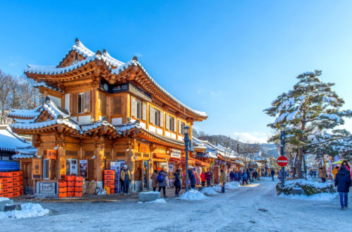 Full List of the Best Cities in South Korea to Visit