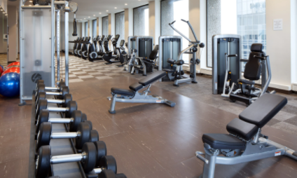 Top 10 Biggest Gyms in the World 2021