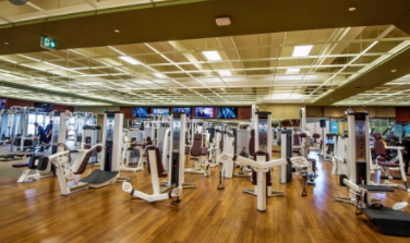 Biggest Gyms in the World 2021