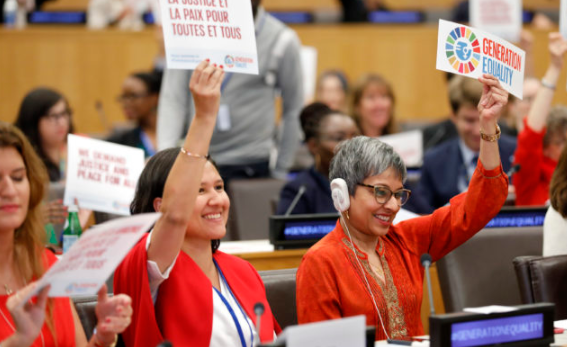 10 Ways to Protect and Advocate for Women's Rights