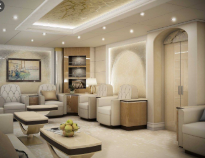 Most Expensive Private Jets in the World 2021