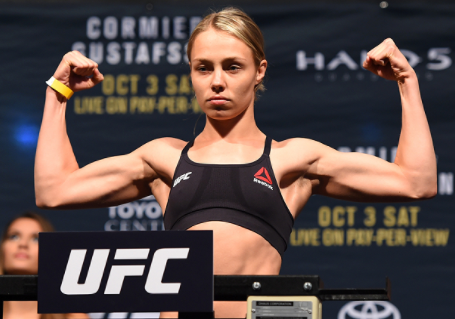 Top 10 Best Female UFC Fighters 2021