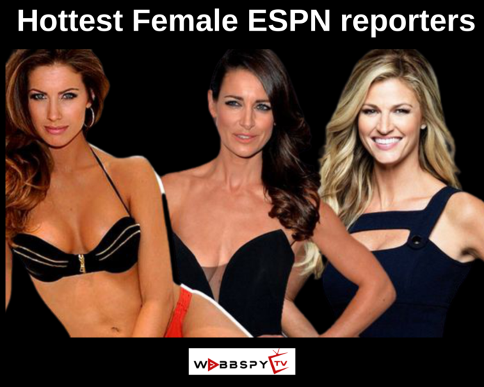 Top 10 Hottest ESPN Reporters 2021 (Female Sports Anchors)