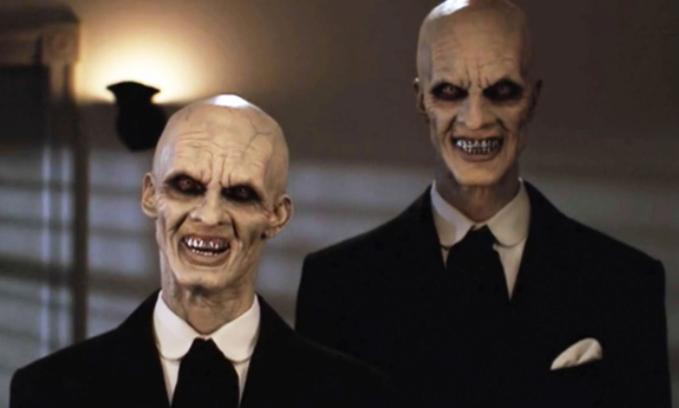 Top 10 creepy things