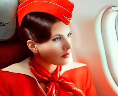 Most beautiful flight attendants in the World