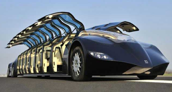 Most Expensive Luxury Buses in the World