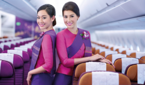 Top 10 Most Attractive Airlines Stewardess in The World 2021
