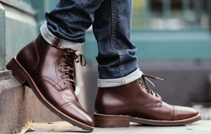 Best Men's Casual Boots to Wear with Jeans