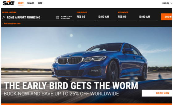 Best Car Rental Booking Sites