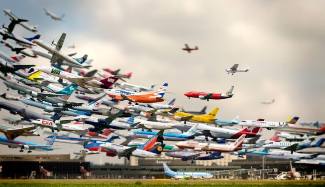 Top 10 Busiest Airports in the World in 2021 (By Flights)